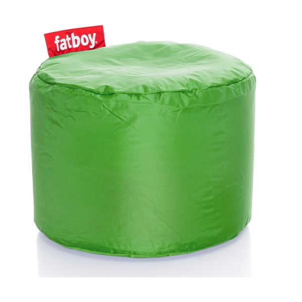 Zelený sedací vak Fatboy Point