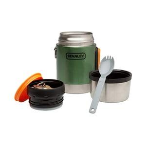 Termoska Stanley na jedlo s lyžicou Stanley, 0.5 l, zelená