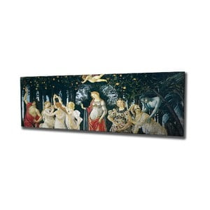 Nástenný obraz na plátne Saints, 80 × 30 cm