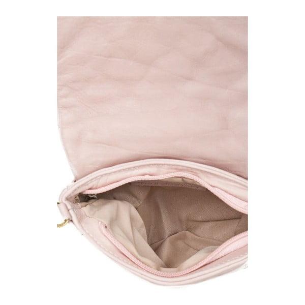 Kožená kabelka Fringe Rose