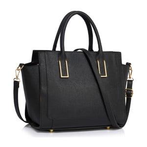 Čierna kabelka L&S Bags Triomphe