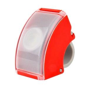 Červené USB predné svetlo Bookman