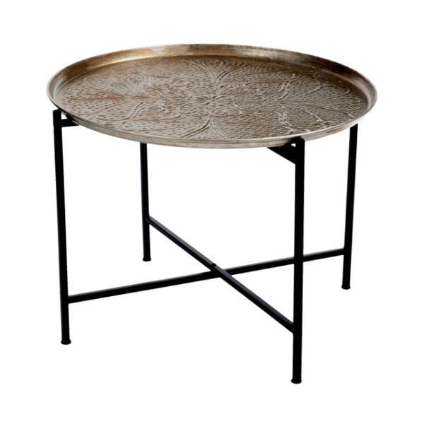 Kovový odkladací stolík Jolipa Antique Small