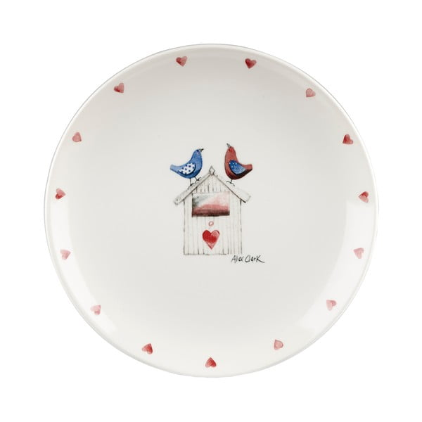 Tanier Two Lovebirds, 20 cm