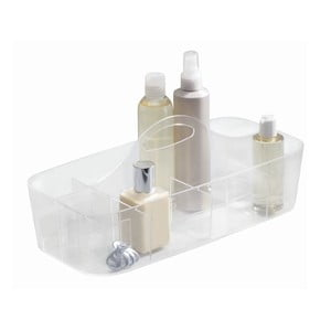 Organizér InterDesign Clarity Bath, 37 x 18 x 16,5 cm
