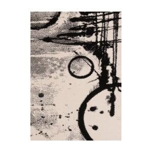 Sivý koberec DECO CARPET Milano, 160×230 cm