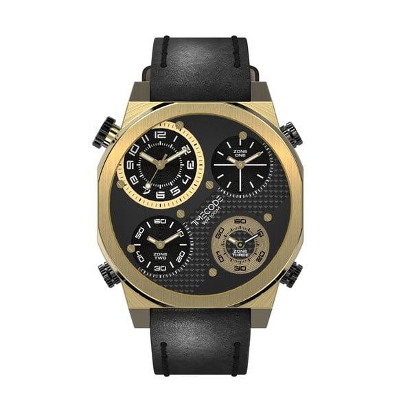 Pánske hodinky Boson 2013, Yellow Gold/Black