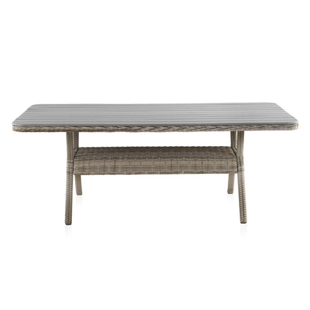 Záhradný stôl Geese Alessia, 100 × 200 cm