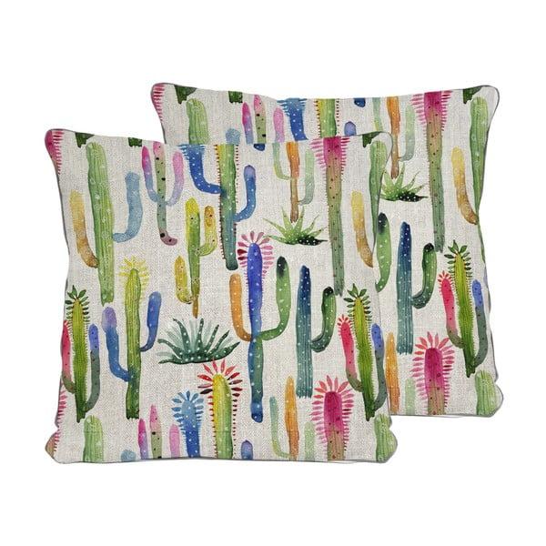 Vankúš Cactus, 45x45 cm