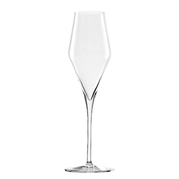 Set 6 pohárov Quatrophil Flute Champagne, 292 cl