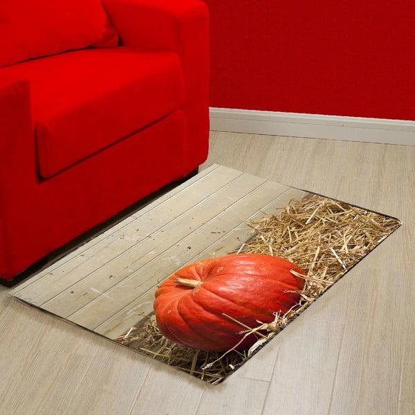 Vinylový koberec Pumpkin, 52x75cm