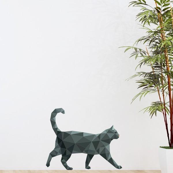 Samolepka Ambiance Origami cat
