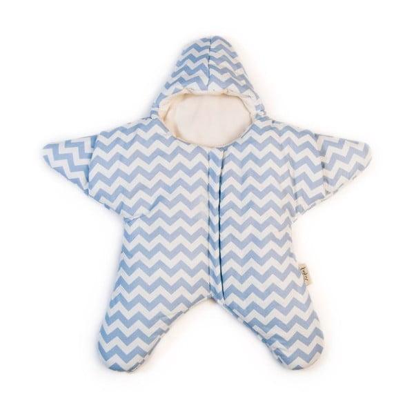 Detský spací vak Star Light Blue