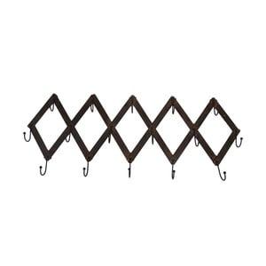 Vešiak s háčikmi Factory Hooks, 103 cm