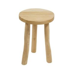 Stolička z dreva trembesi Santiago Pons Owen