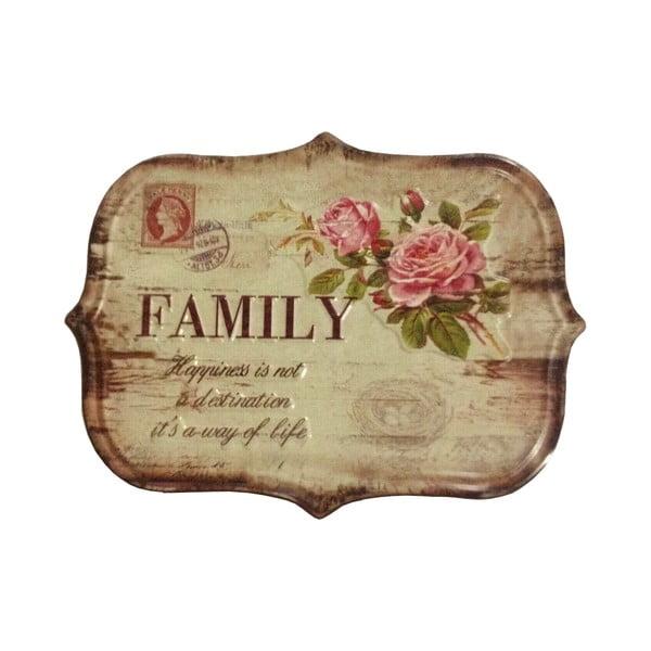 Nástenná ceduľa Bolzonella Family