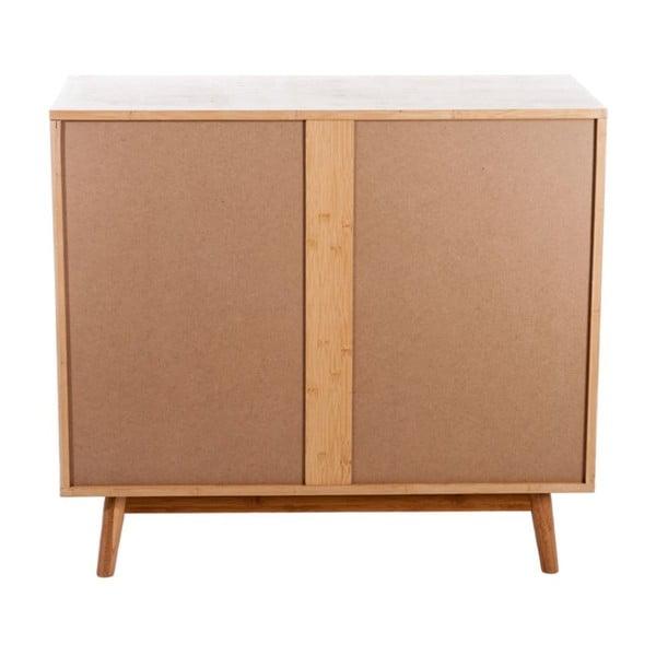 Komoda Chest White, 90x42x80 cm