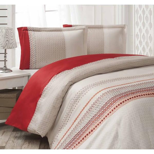Obliečky Saray Red, 200x220 cm