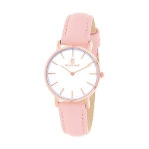 Ružovo-biele dámske hodinky Black Oak Pastel