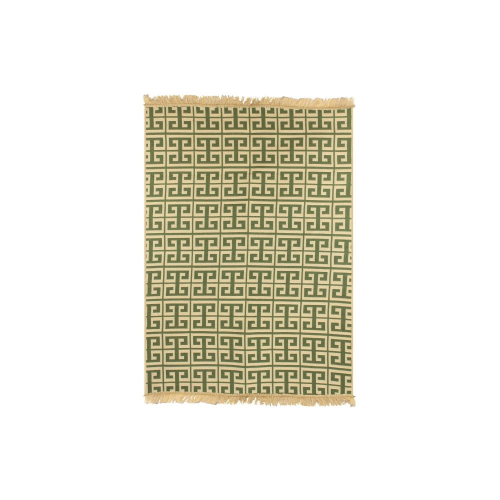 Zeleno-béžový koberec Ya Rugs Tee, 120 x 180 cm