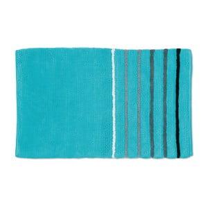 Kúpeľňová podložka Ladessa, modrá, 60x100 cm