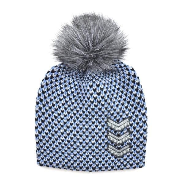 Dámska čiapka Trzy Blue