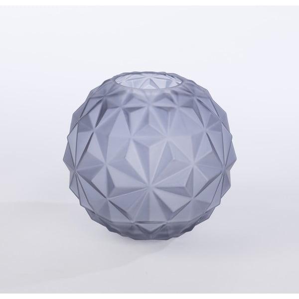 Sklenená váza Coalta, 19 cm