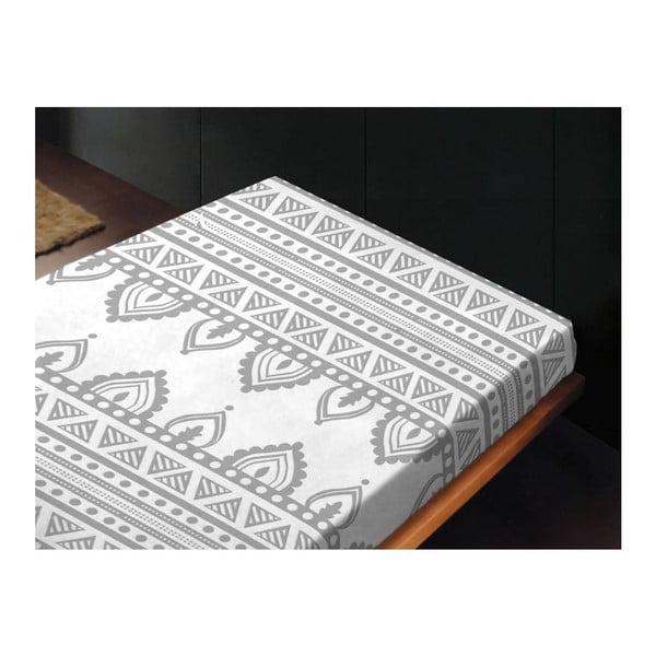 Neelastická posteľná plachta Zulu Unico, 240x260 cm