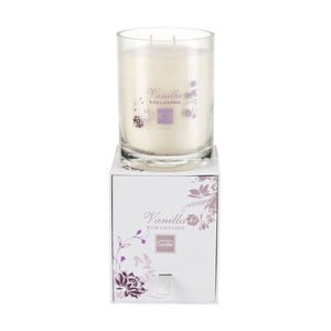 Aroma sviečka  Vanilla & Lavender Large, doba horenia 80 hodín