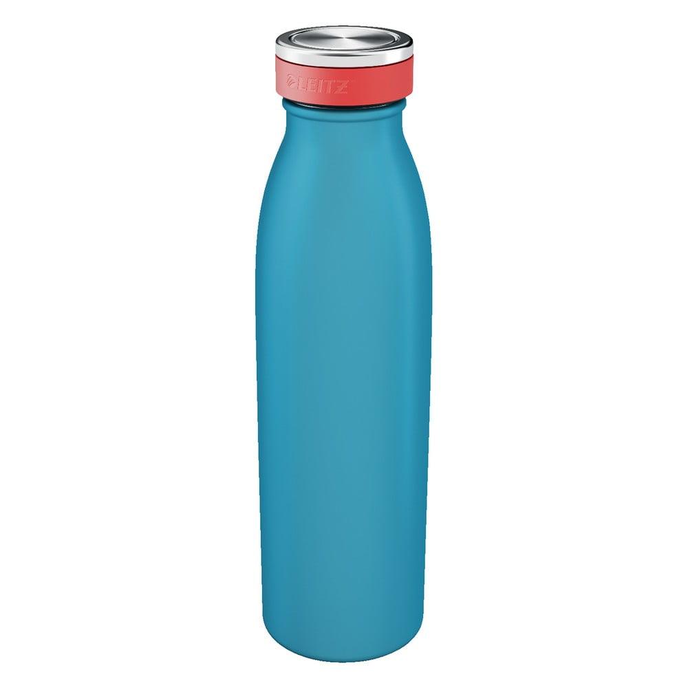 Modrá fľaša na vodu Leitz Cosy, objem 0,5 l