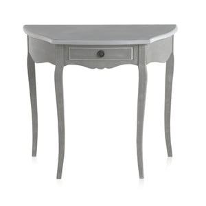 Sivý konzolový stolík Geese Paris