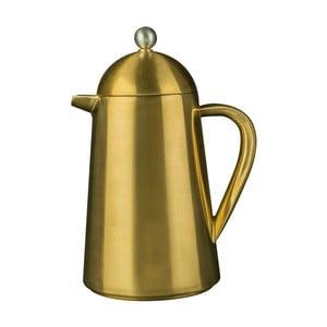 Kanvička na kávu v zlatej farbe Creative Tops Pisa, 350 ml