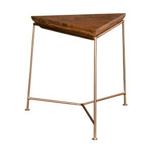 Odkladací stolík z mangového dreva House Nordic Raipur