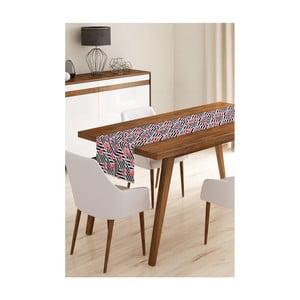 Behúň na stôl z mikrovlákna Minimalist Cushion Covers Flamengo, 45×145 cm