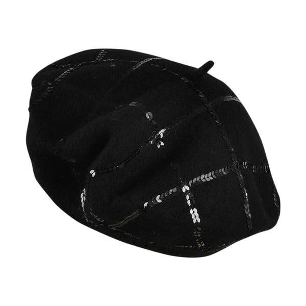 Čierny baret Punta