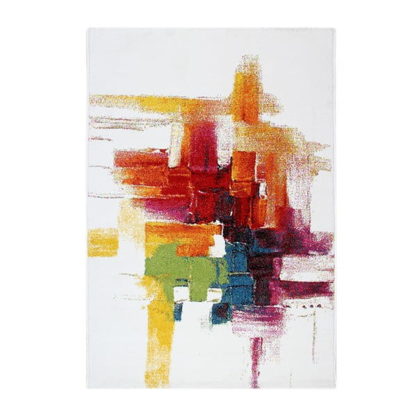 Koberec Eko Rugs Farbles Multi, 80 x 150 cm