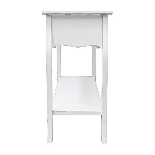 Konzolový stolík Bizzotto Lisette, výška 81 cm