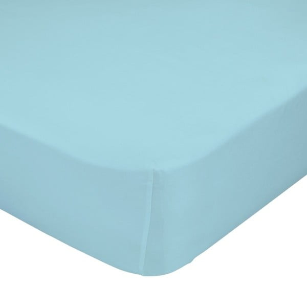 Prestieradlo Little W, 60x120 cm, modré