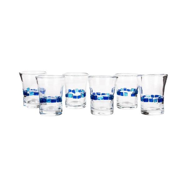 Sada 6 pohárov Venice Tasselli