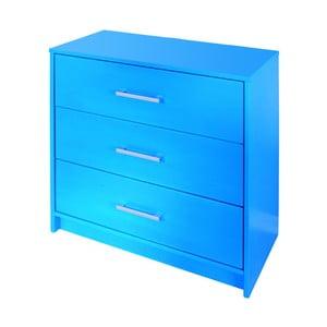 Modrá komoda 13Casa Art