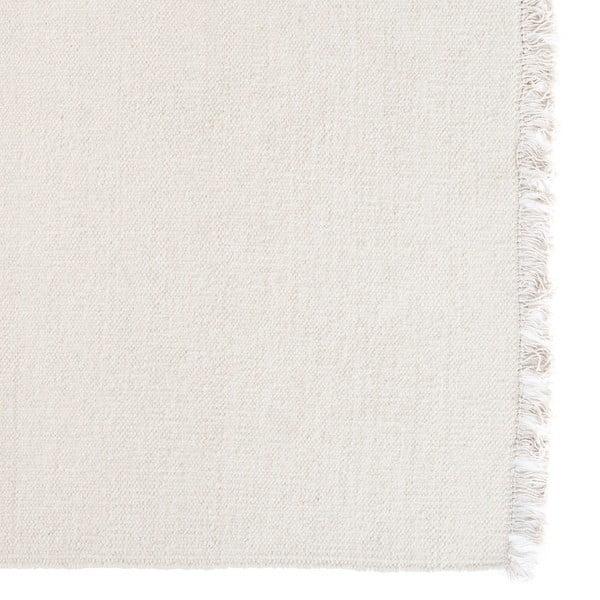 Vlnený koberec Rainbow White, 170x240 cm