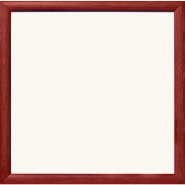 Magnetický obraz, červený, 30x30 cm
