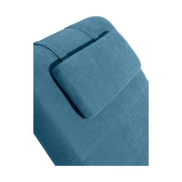 Modrá leňoška Max Winzer Norris Velor