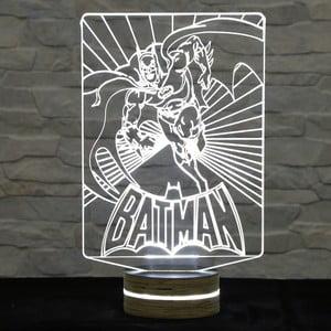 3D stolová lampa Batman