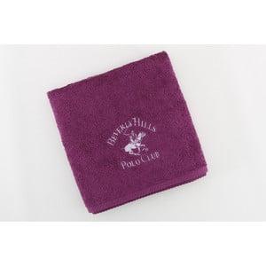 Bavlnený uterák BHPC 50x100 cm, fialový