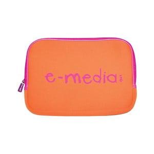 "Obal na notebook 10"" Incidence E-Media Orange"