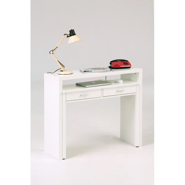 Skladací písací/konzolový stolík Woodman Desk