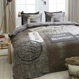 Obliečky Bedroom Antracit, 140x200 cm