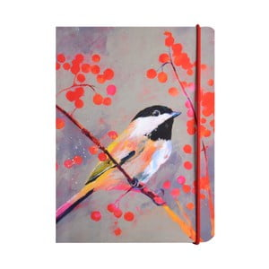 Linajkový zápisník A6 Carolyn Carter by Portico Designs,80stránok