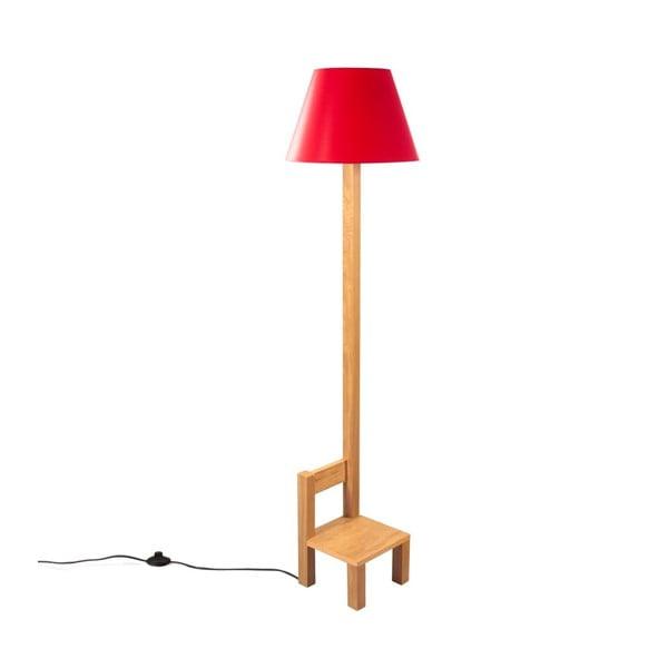 Stojacia lampa Toraki Red